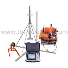 JJC-1EG Borehole Concrete Pile inclinometer borehole concrete pile detection SYSTEM