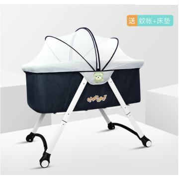Lit bébé Sleeping Shaker avec moustiquaire