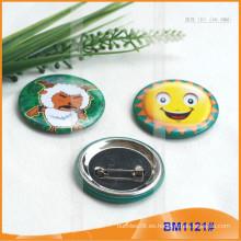 Insignia personalizada BM1121 del Pin del botón