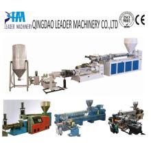 Máquina de peletización / granulación de doble etapa PP / PE