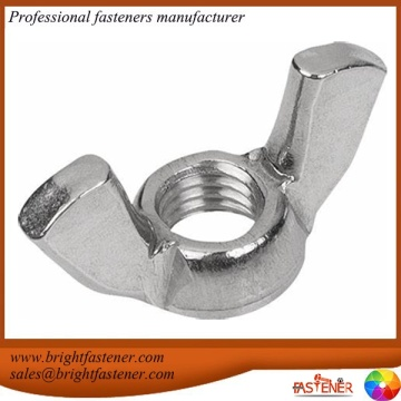 DIN315 Stainless Steel Rounded Wing Nuts