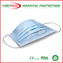 HENSO Nonwoven Disposable 3 ply Face Mask