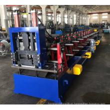 Máquina CZ Purlin de Mudança Rápida Automática