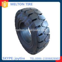 venta caliente 12.00-20 12.00-24 precio barato del neumático de la carretilla elevadora sólida