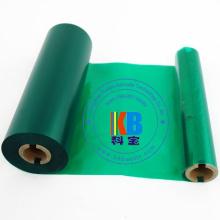 110 * 74 полудюймовый сердечник премиум-воска зебра gk888t Зеленый цвет ленты для принтера