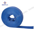 blue+PVC+soft+flexible+water+irrigation+layflat+hose