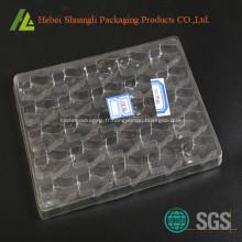 Emballage de bonbons sucrés en plastique avec couvercle