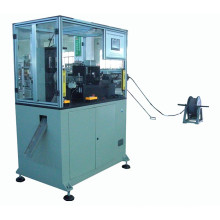 Bobinas de campo magnético automático completo bobinando la máquina