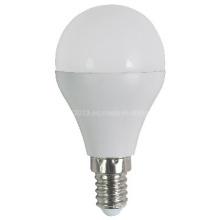 Cromo caliente 3W de la venta 3W Cromo B15 E12 E27 E14 G45 global 2835 SMD Lámpara del bulbo del LED