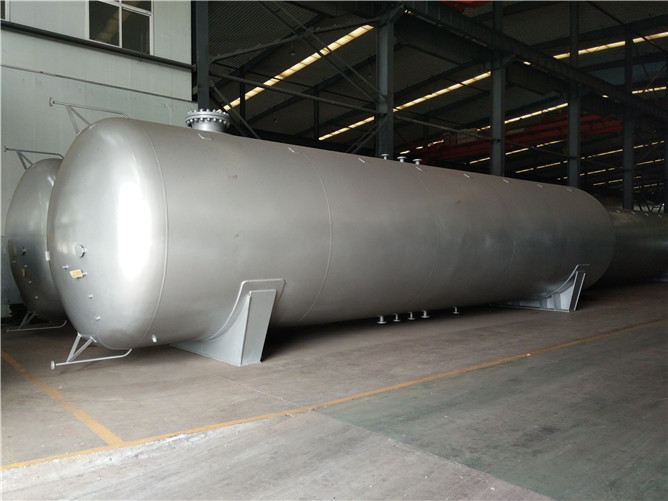 Bulk Liquid Ammonia Storage Tanks