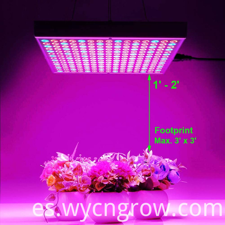 led grow panels