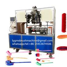 steel wire brush making machine