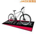 Alfombra personalizada de la insignia de la bici