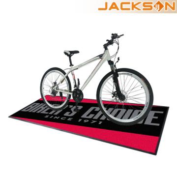 Tapete do logotipo da bicicleta da venda por atacado da fábrica