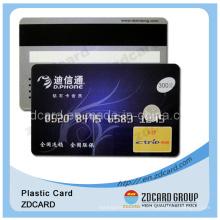 Cartão magnético para Hotel / Hotel Key Card (cartão ZDCARD)