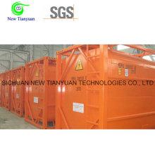 Conteneur de réservoir liquéfiant 24,5 m3 Ln2