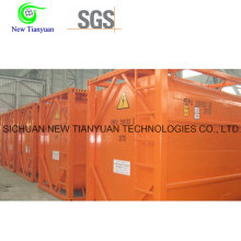 24.5m3 Ln2 Liquifying Tank Container