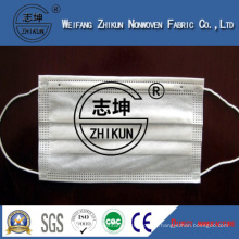 Antibacterial PP Spunbond Non-Woven Fabric Mask
