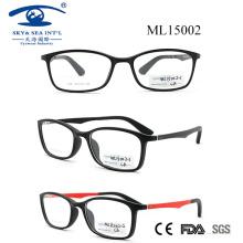 Marco plástico de las lentes de la nueva memoria del estilo para los cabritos (ML15002)