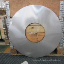 bobines d'acier inoxydable de précision 632