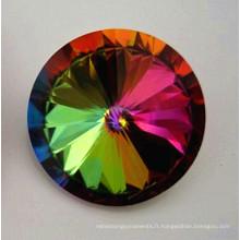 K9 Rivoli Pierres de cristal pour bijoux