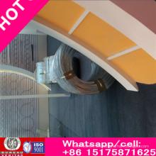 Alambre recocido negro del precio bajo / alambre galvanizado / alambre obligatorio para la construcción