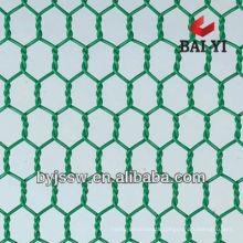 Plastic or Vinyl Coated Chicken Wire Mesh
