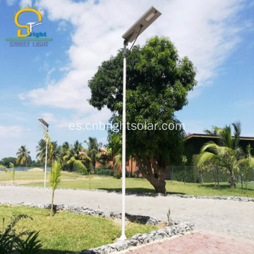 Luz de calle solar integrada IP65