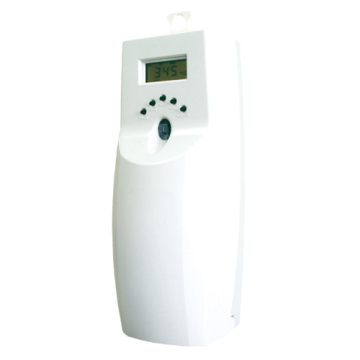 LCD Time Display Automatic Air Freshener Dispenser