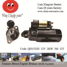 Farm Machine Used Changchai S195y Diesel Engine Starter