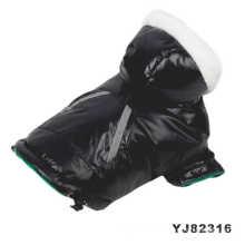 Negro Fahion Pretty Pet ropa para perros (YJ82316)