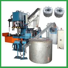 Automatic armature aluminum rotor die casting machine(80T)with 4 station