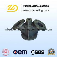 OEM arena piezas de fundición con hierro gris