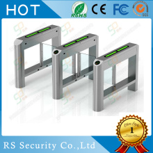 Sistema de seguridad Optical SwingBarrier Glass Turnstile
