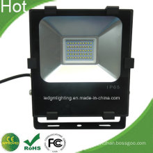 Nuevo Samsung 5630 SMD Negro IP67 50W Reflector LED Light