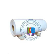 Etiquette de lavage du vêtement Rouleau d'étiquettes en taffetas en tissu nylon 100% polyester