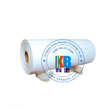 Garment wash care label  100% Polyester nylon fabric taffeta label roll