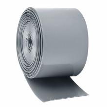 Graue leere Muster-Schrumpfung schnelle PVC-Hitze-Psychiater-Verpackungs-Hülse für Stange