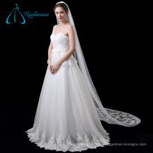 Accessoires de mariée de la cathédrale Tulle Long Lace Wedding Veil