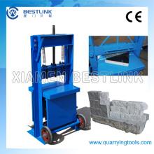 Máquina de divisória de pedra & laje de bloco de alvenaria