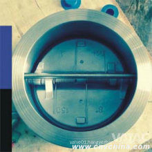Cast Steel Body Wafer Type Dual Plate Check Valve