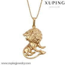 32562-Xuping nouvelle arrivée 18K pendentifs modernes en gros