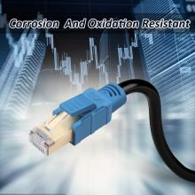 Tipos de cables Ethernet Cat8 de destino