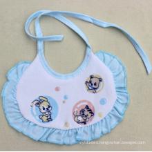 Cotton Waterproof Baby Bib