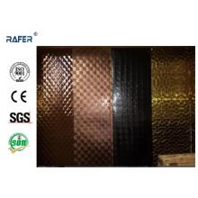 Hoja de acero laminada en frío hermosa y de alta calidad en relieve con el color (RA-C032)