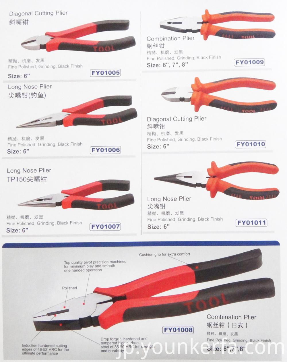 Multi Function Tool Pliers