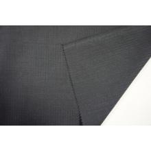 Pinstries Worseted Wool Fabric