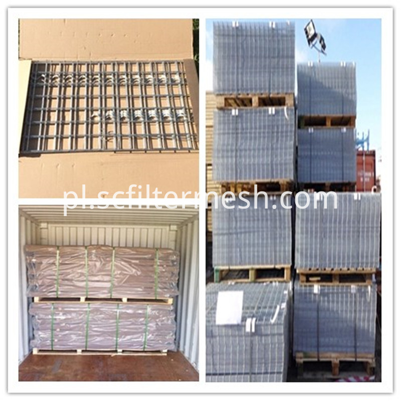 package of gabion baskets