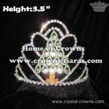 Tree Shaped Pageant Crown---Mini Christams Tree