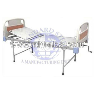 Two Section Hospital Bed